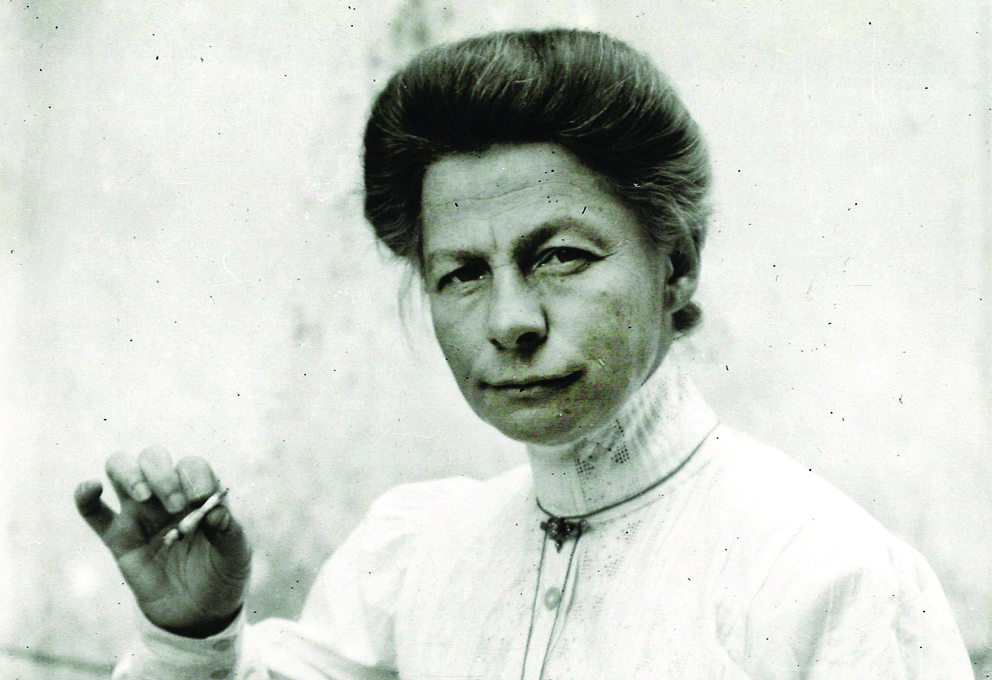 Ivana Kobilca, prva slovenska slikarka